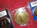 Памятные медальоны-жетоны армии США - challenge co