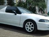 Honda CRX, 1995 г.в., б/у 174900 км.